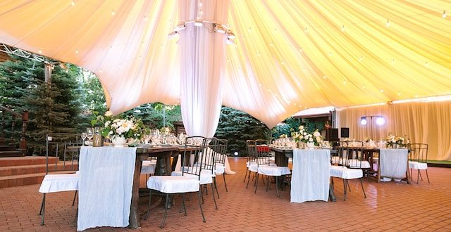 Image result for Benefits of Using an Event Rental Company for Your Wedding